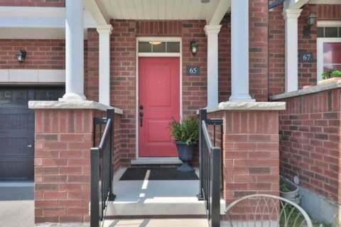 Townhouse for sale at 65 Henry Cres Milton Ontario - MLS: W4823772
