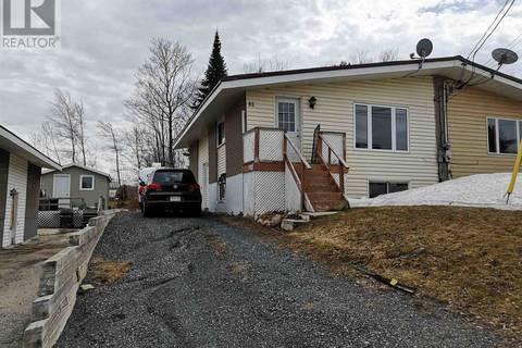 House for sale at 65 Hillside Dr S Elliot Lake Ontario - MLS: SM125444