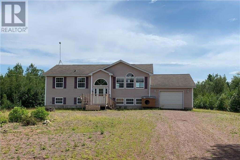 House for sale at 65 Keyhole Rd Grand Lake New Brunswick - MLS: NB046407