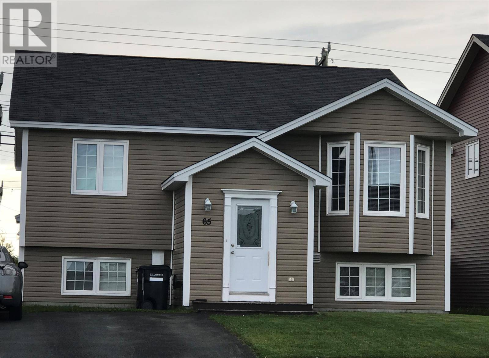 House for sale at 65 Ladysmith Dr St. John's Newfoundland - MLS: 1209123