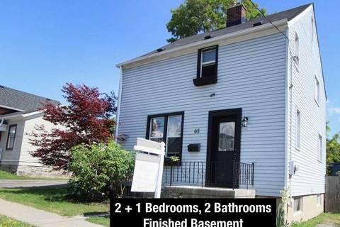 House for sale at 65 Lloyd St Oshawa Ontario - MLS: E4521464