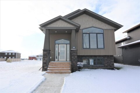 House for sale at 65 Mackenzie Ave Lacombe Alberta - MLS: A1044510