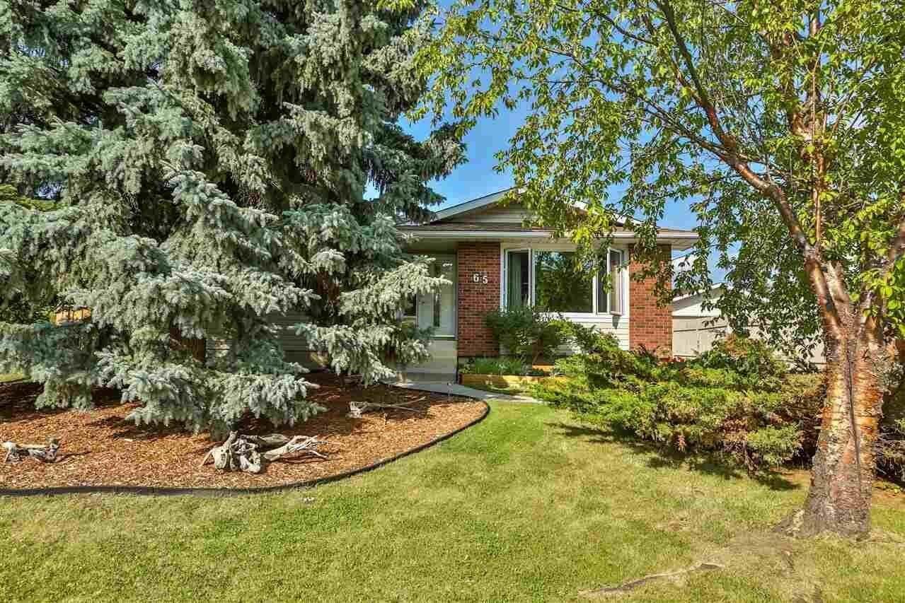 House for sale at 65 Marlboro Dr Spruce Grove Alberta - MLS: E4208452