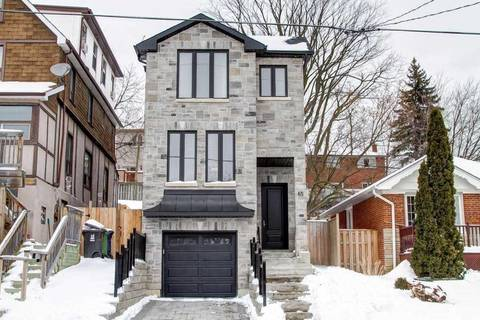 House for sale at 65 Maybourne Ave Toronto Ontario - MLS: E4695495