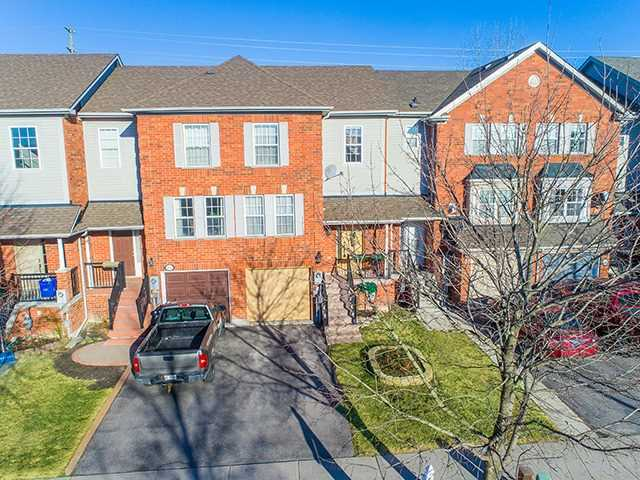 For Sale: 65 Milloy Place, Aurora, ON | 3 Bed, 4 Bath Townhouse for $689,000. See 20 photos!