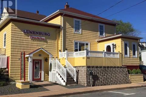 House for sale at 65 Montague St Lunenburg Nova Scotia - MLS: 201813192