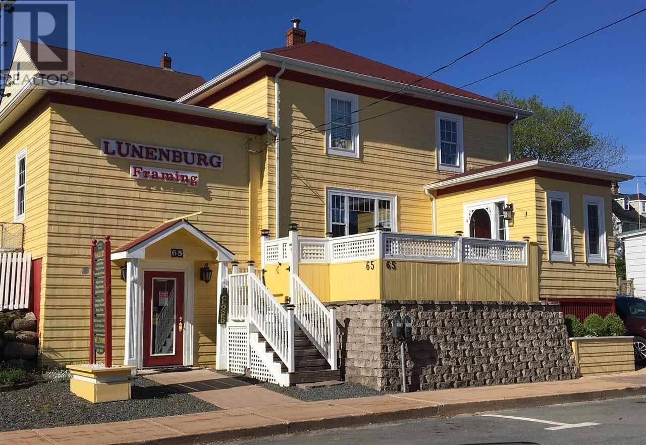 House for sale at 65 Montague St Lunenburg Nova Scotia - MLS: 201915853