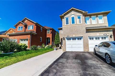 Townhouse for sale at 65 Mount Ranier Cres Brampton Ontario - MLS: W4544971