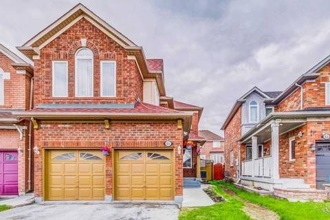 House for sale at 65 Narrow Valley Cres Brampton Ontario - MLS: W4459587