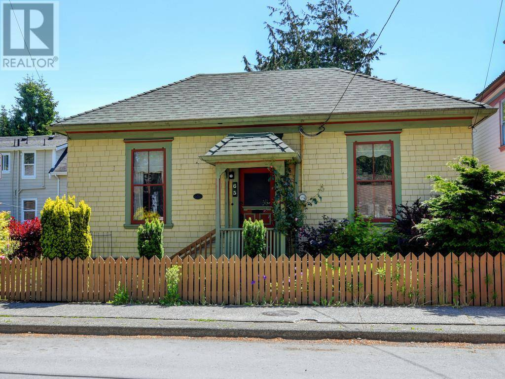 House for sale at 65 Oswego St Victoria British Columbia - MLS: 415699