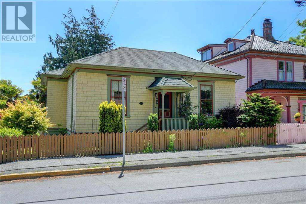 House for sale at 65 Oswego St Victoria British Columbia - MLS: 418887