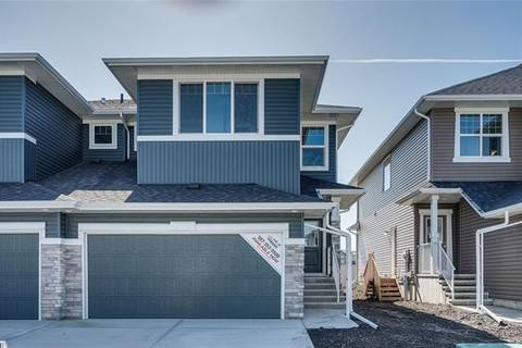 Townhouse for sale at 65 Red Embers Common Northeast Calgary Alberta - MLS: C4261931