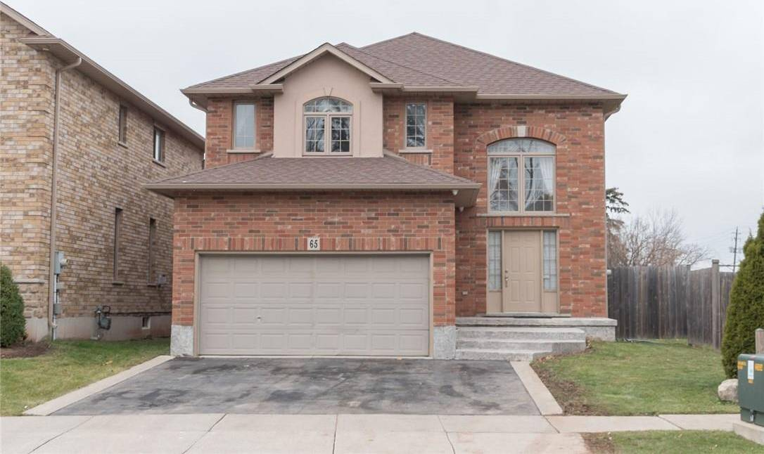 House for sale at 65 Regalview Dr Stoney Creek Ontario - MLS: H4068407