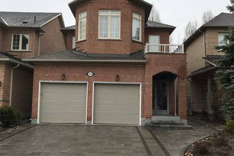 House for sale at 65 Remington Dr Richmond Hill Ontario - MLS: N4422686