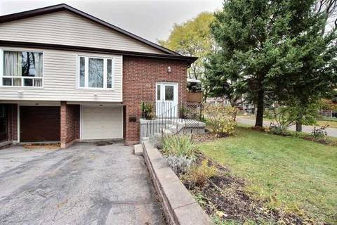 Townhouse for sale at 65 Renfield Cres Whitby Ontario - MLS: E4622962