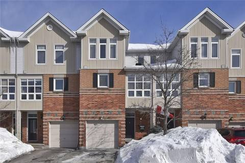 Townhouse for sale at 65 Robinson Ave Ottawa Ontario - MLS: 1140356