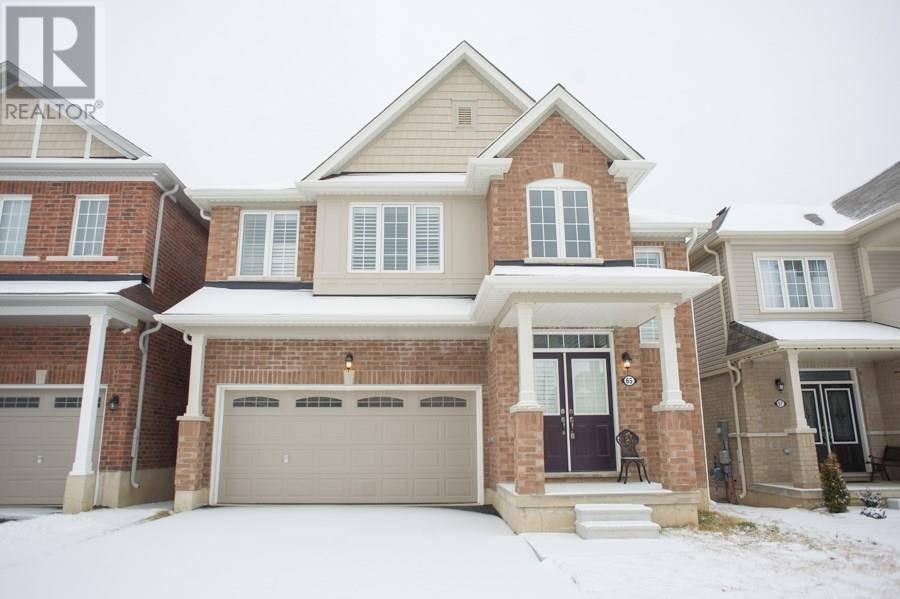 House for sale at 65 Sinden Rd Brantford Ontario - MLS: 30789349