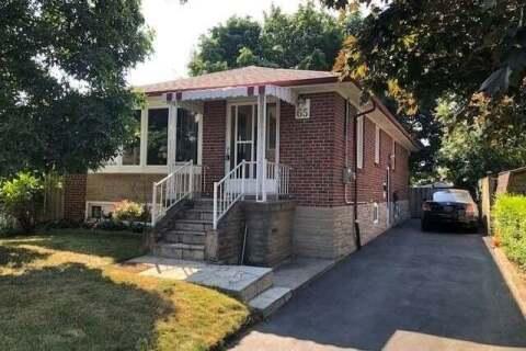 House for sale at 65 Slan Ave Toronto Ontario - MLS: E4825800