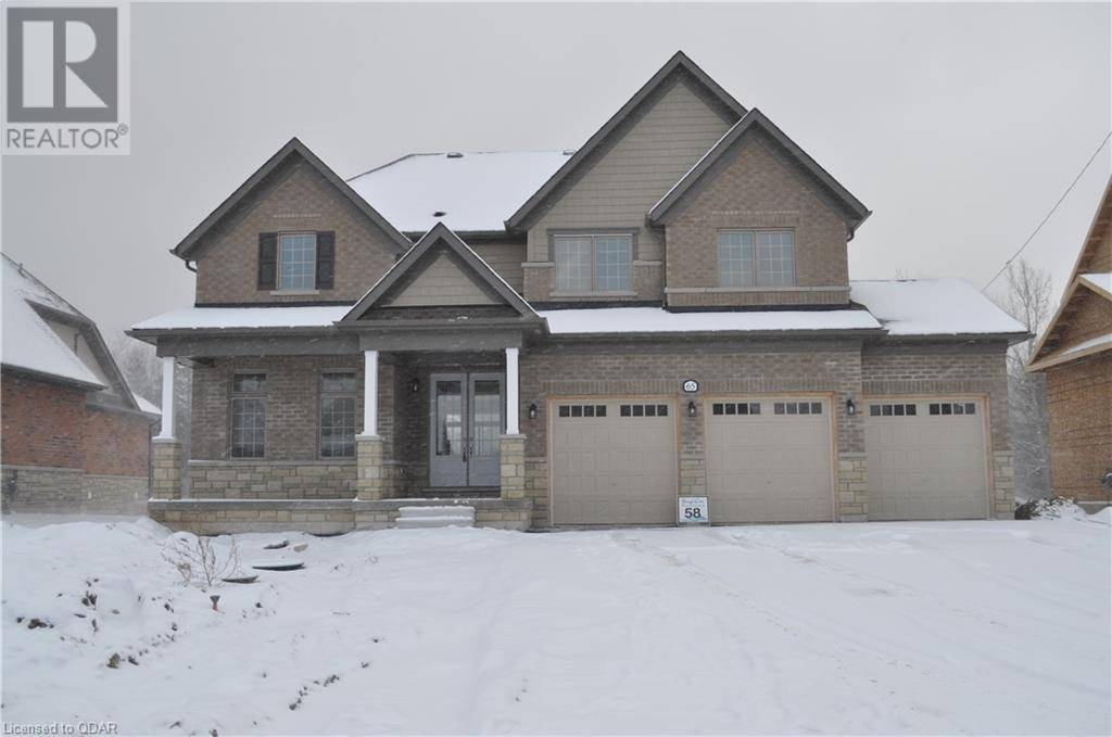 House for rent at 65 Summer Breeze Dr Carrying Place Ontario - MLS: 238240