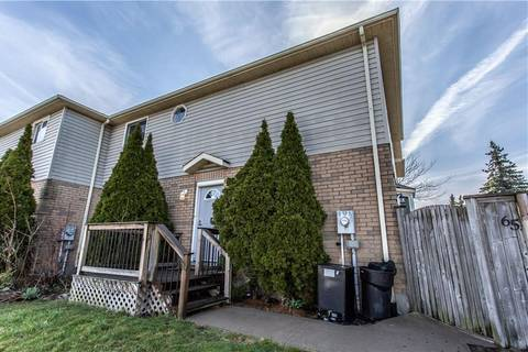 Townhouse for sale at 65 Summers Dr Thorold Ontario - MLS: 30727758