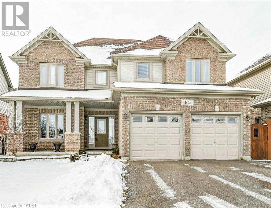 House for sale at 65 Tralee Pl London Ontario - MLS: 243846