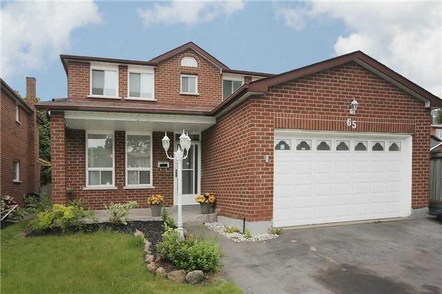 Sold: 65 Trawley Crescent, Ajax, ON