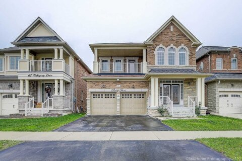 House for sale at 65 Valleyway Dr Brampton Ontario - MLS: W4968006
