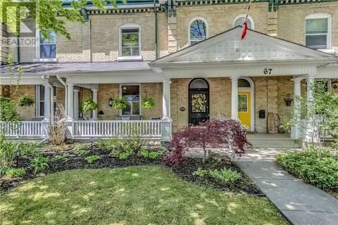 House for sale at 65 Vansittart Ave Woodstock Ontario - MLS: 196846