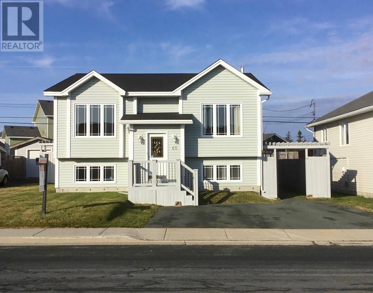 House for sale at 65 Viscount St St. John's Newfoundland - MLS: 1208800