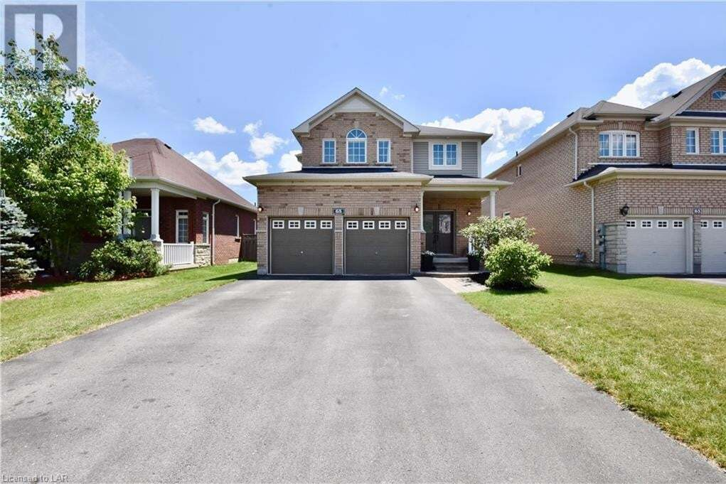 House for sale at 65 Westiminster Circ Barrie Ontario - MLS: 269850