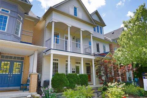 Townhouse for sale at 65 Whistle Post St Toronto Ontario - MLS: E4861318