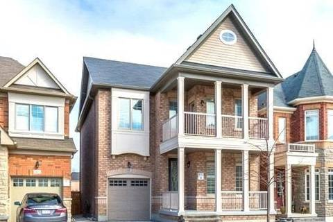 House for sale at 65 William Bartlett Dr Markham Ontario - MLS: N4391552