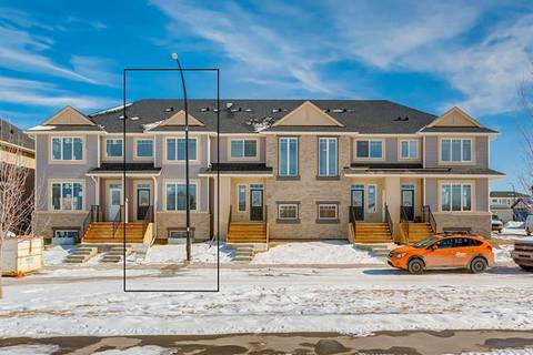 Townhouse for sale at 65 Willow Green Wy Cochrane Alberta - MLS: C4290691