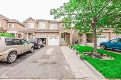 Townhouse for sale at 65 Woodhaven Dr Brampton Ontario - MLS: W4846513