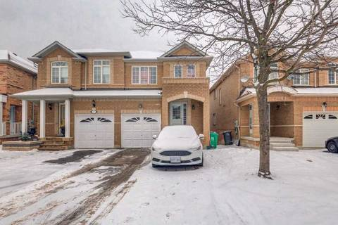 Townhouse for sale at 65 Woodhaven Dr Brampton Ontario - MLS: W4691728