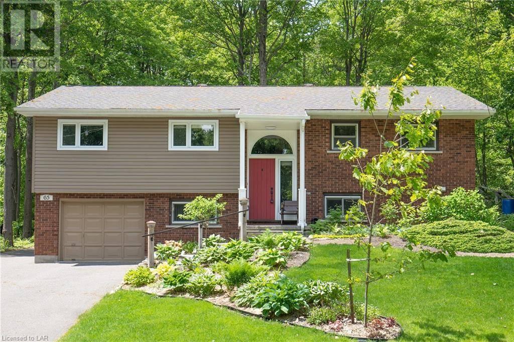House for sale at 65 Woodland Dr Bracebridge Ontario - MLS: 231802