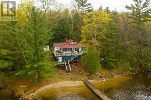 House for sale at 650 1040/little Beausoleil Is Honey Harbour Ontario - MLS: 170092