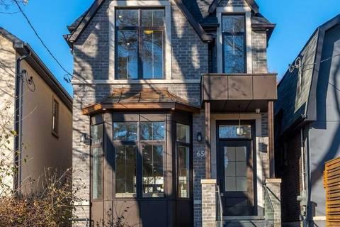 House for sale at 650 Balliol St Toronto Ontario - MLS: C4645182