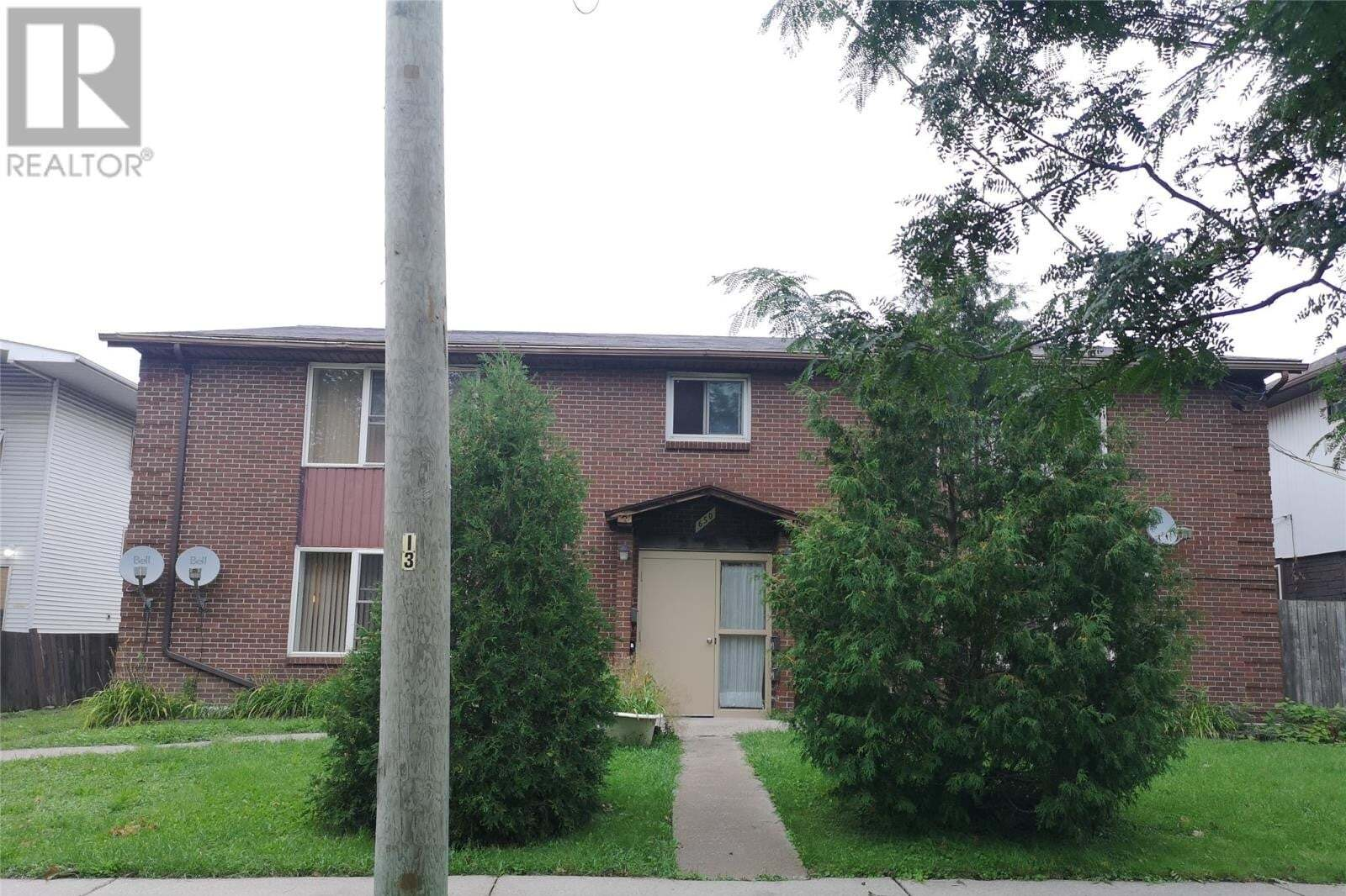 Townhouse for sale at 650 Brock  Windsor Ontario - MLS: 20011728