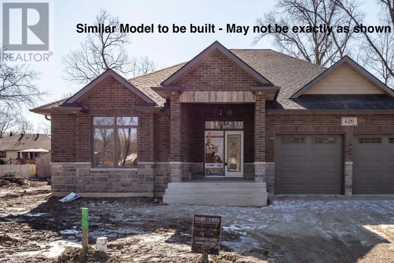 House for sale at 650 Kenwood  Lasalle Ontario - MLS: 20009794