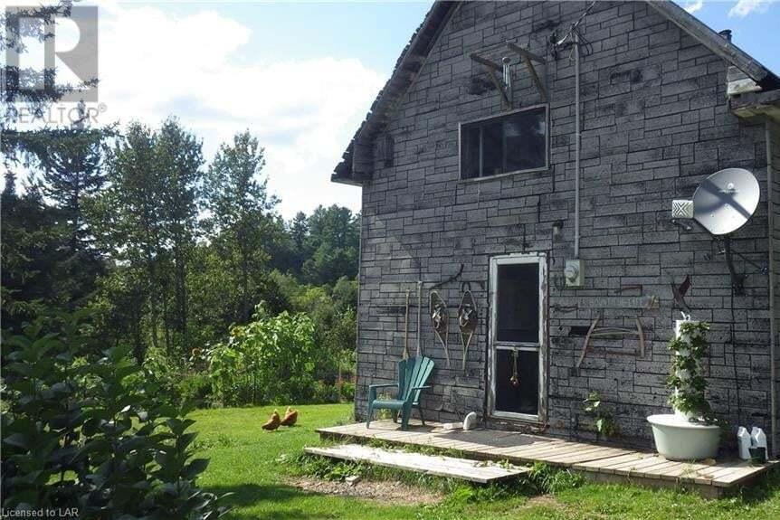 House for sale at 650 Orange Valley Rd Magnetawan Ontario - MLS: 40014628