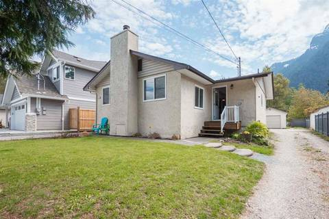House for sale at 650 Wallace St Hope British Columbia - MLS: R2364266