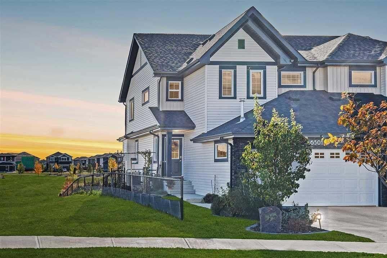 Townhouse for sale at 6501 57 Av Beaumont Alberta - MLS: E4215853