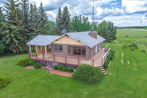 House for sale at 6502 Twp Rd Rural Parkland County Alberta - MLS: E4155328