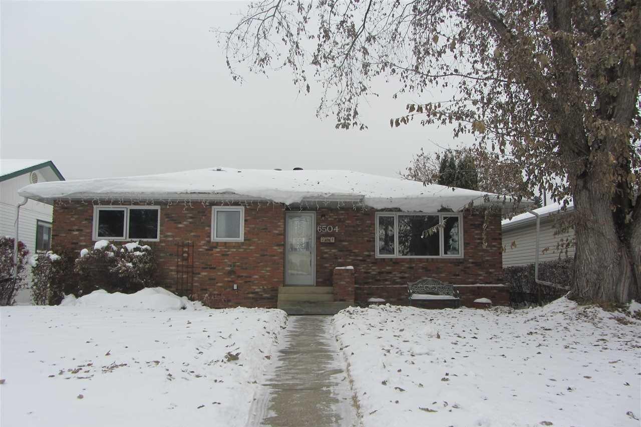 House for sale at 6504 92b Av NW Edmonton Alberta - MLS: E4221116
