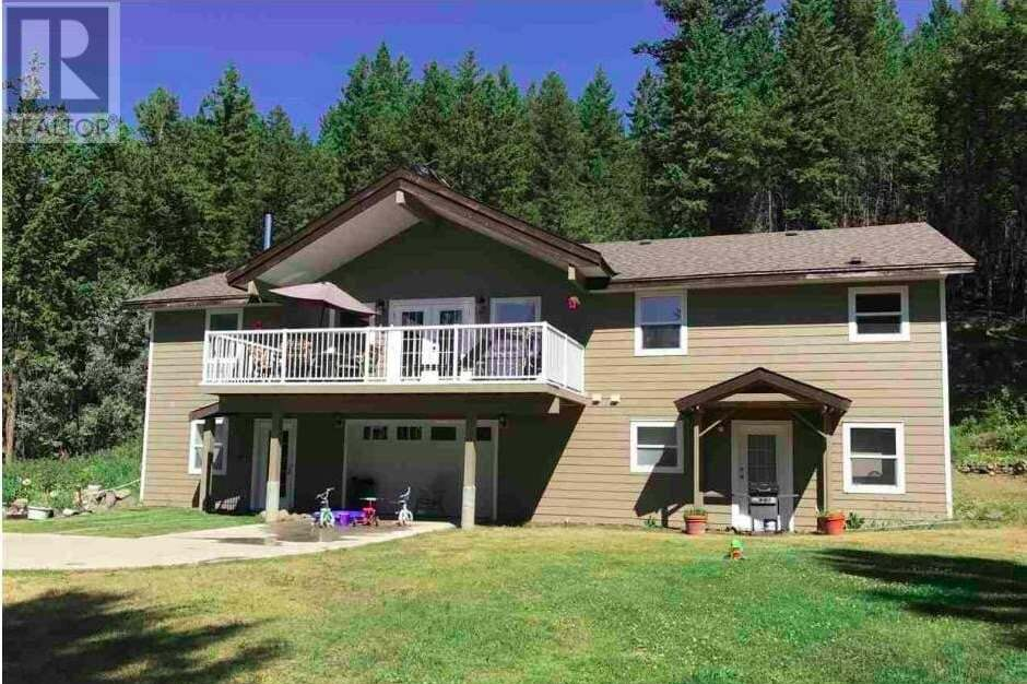 House for sale at 6508 Horse Lake Rd Horse Lake British Columbia - MLS: R2462147