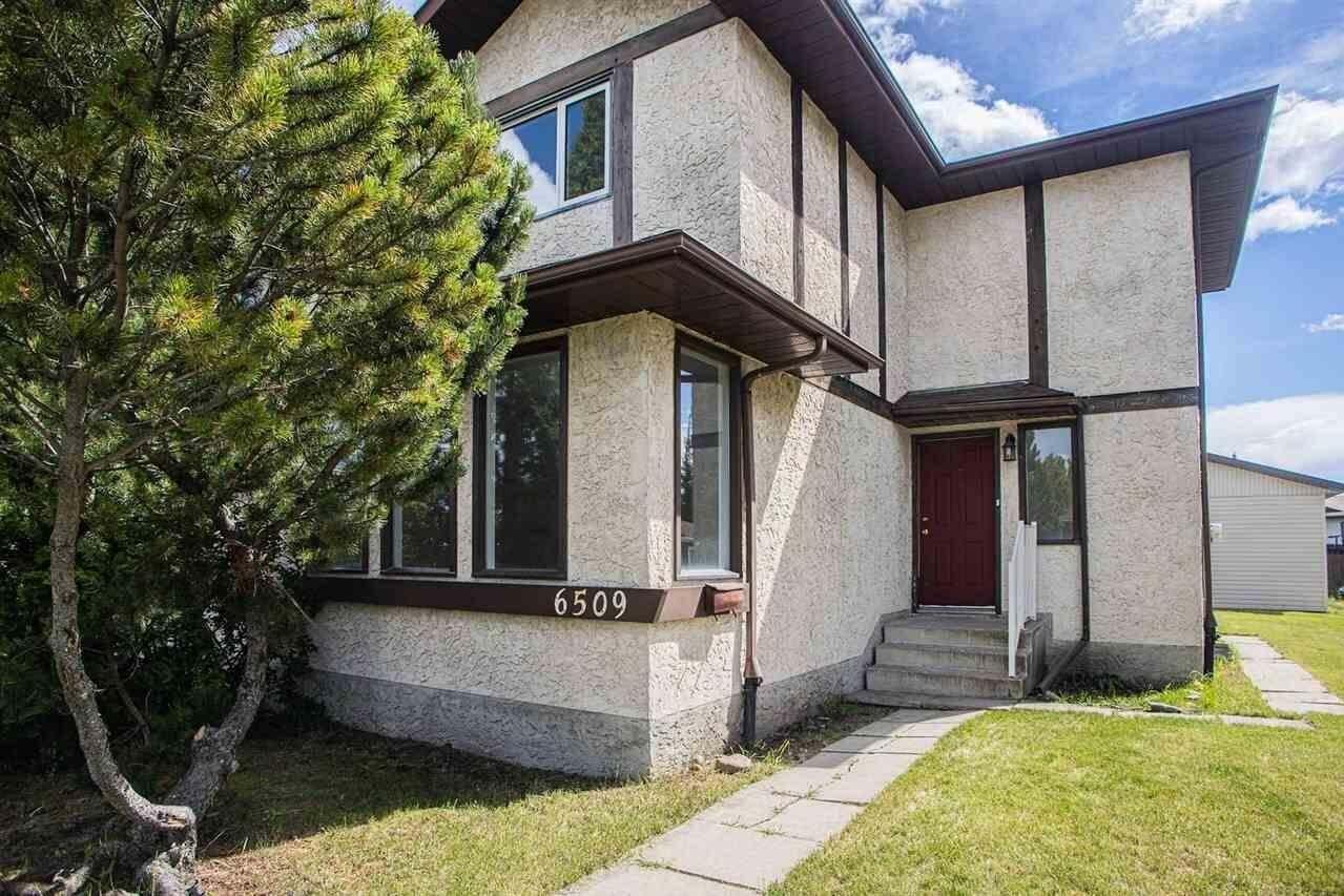 Townhouse for sale at 6509 12 Av NW Edmonton Alberta - MLS: E4206041