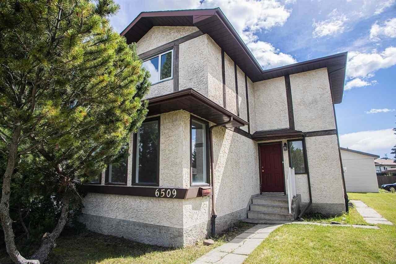 Townhouse for sale at 6509 12 Av NW Edmonton Alberta - MLS: E4217828