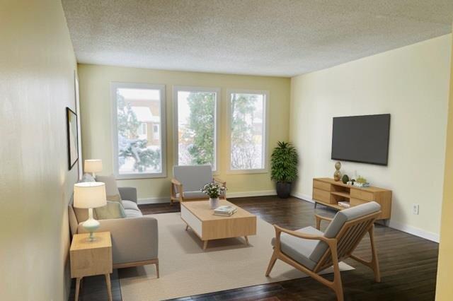 Townhouse for sale at 6509 12 Av NW Edmonton Alberta - MLS: E4225454