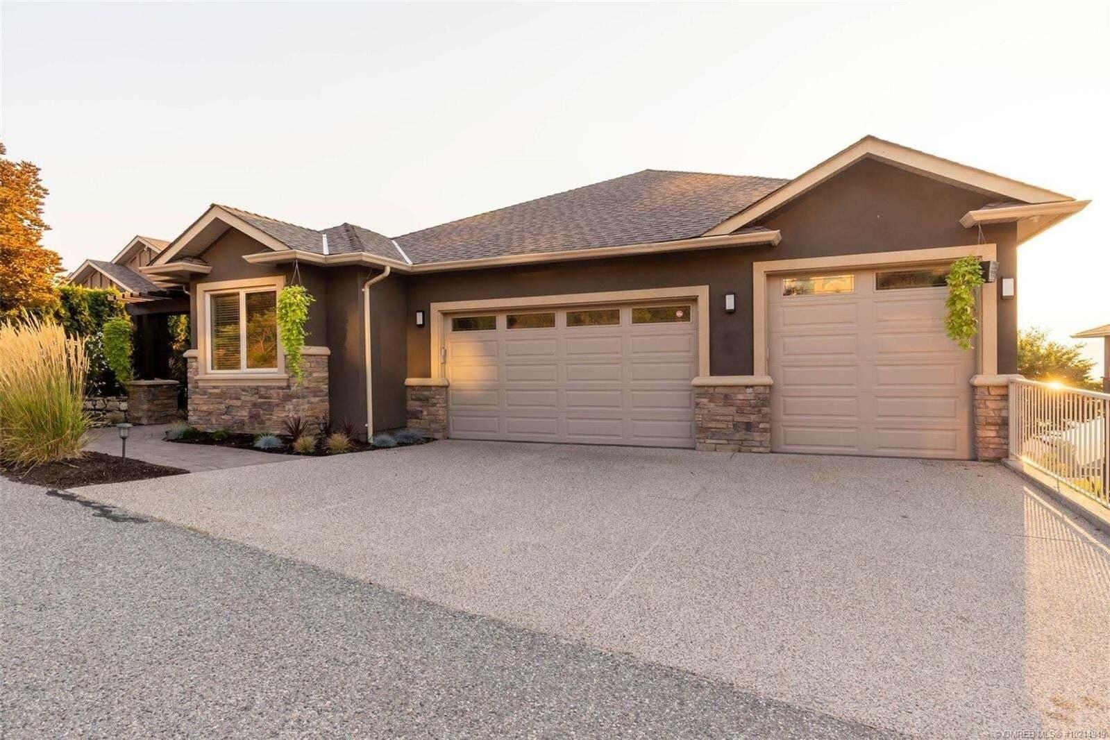 House for sale at 651 Denali Ct Kelowna British Columbia - MLS: 10214949